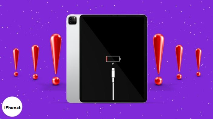 iPad Pro لا يشحن كيفية حل المشكلة وإصلاحها