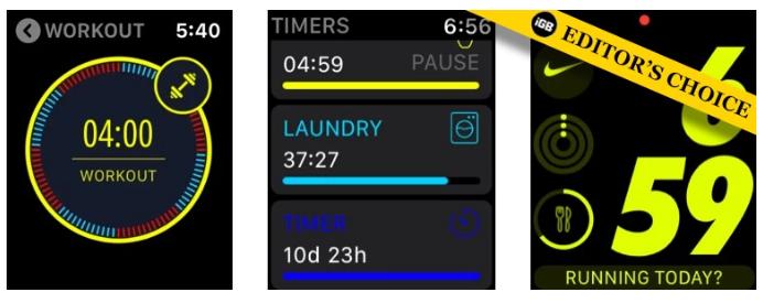أفضل تطبيقات المؤقت لـ Apple Watch في عام 2021