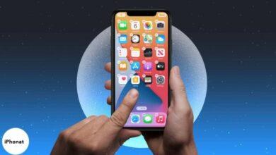 كيفية تنظيم تطبيقات iPhone في iOS 14 وios 15