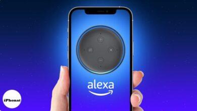 كيفية استخدام Amazon Alexa على iPhone