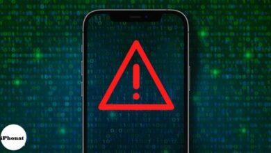 تعرض هاتف iPhone للاختراق عام 2021