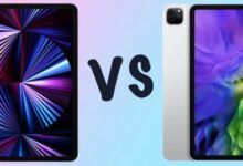 أهم الاختلافات بين iPad Pro 11 (2021) وiPad Pro 11 (2020)