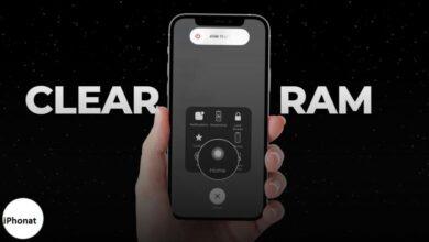 طريقة مسح ذاكرة الوصول العشوائي RAM على iPhone للعمل بشكل أسرع 2021