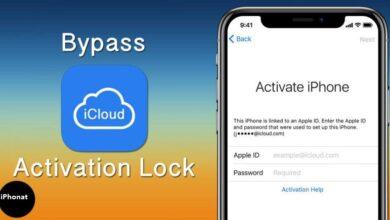 كيفية تجاوز قفل التنشيط على iPhone وiPad في 2021