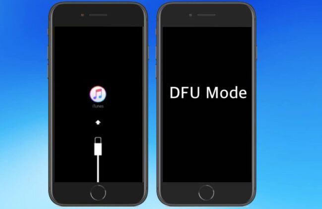 كيفية وضع iPhone في وضع DFU تم التحديث لـ iPhone 13