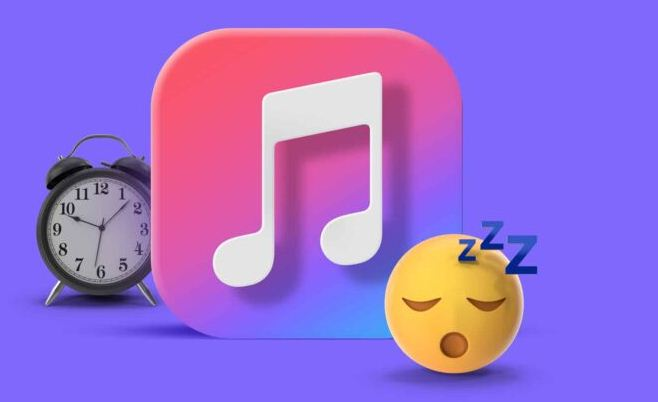 كيفية ضبط مؤقت السكون في Apple Music على iPhone وMac وHomePod