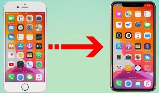 كيفية نقل بياناتك من iPhone القديم إلى iPhone الجديد 2021