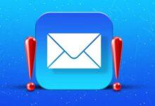 إصلاحات سهلة لتطبيق البريد لا يعمل على iPhone وiPad