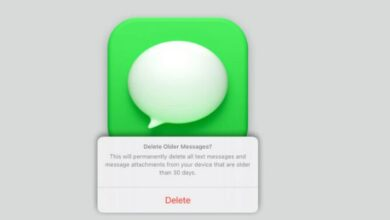 iOS 15: كيفية حذف الرسائل القديمة تلقائيًا على iPhone أو iPad
