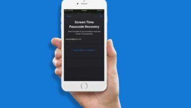 كيفية إعادة تعيين رمز مرور وقت الشاشة على iPhone في iOS 15