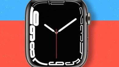 كيفية الحصول على وجه الساعة المحيط على Apple Watch Series 6