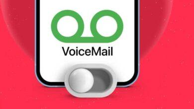 كيفية إيقاف تشغيل البريد الصوتي على iPhone (2021)