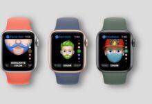 كيفية استخدام Memoji على Apple Watch في watchOS 8