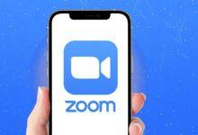 دليل كامل يوضح استخدام تطبيق Zoom على iPhone وiPad